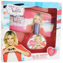 Violetta - Coffret Cadeau - Eau de Toilette 30ml et Maquillage