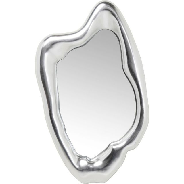 Karedesign Miroir Hologram 117x68cm argenté Kare Design