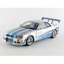 Greenlight Collectibles - Nissan Skyline R34 - 2Fast 2Furious - 1999 - 1/18 - 19029
