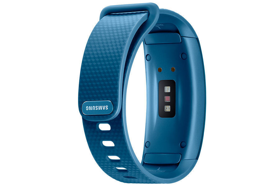 Gear Fit 2 Bleu L