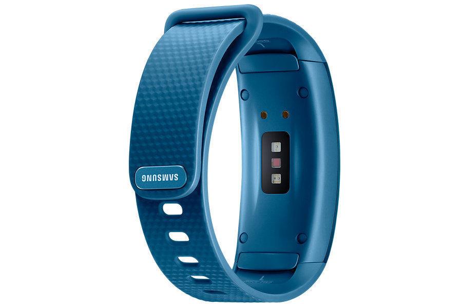 Gear Fit 2 Bleu L