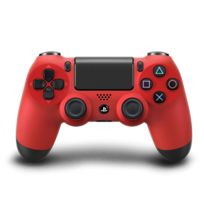 SONY - MANETTE DUAL SHOCK 4 SANS FIL VIBRANTE OFFICIELLE - PLAYSTATION 4