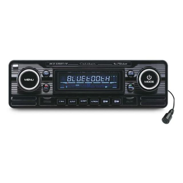 Caliber Autoradio Mp3 Rcd 120BT/B
