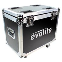 Evolite - Flight Case Twin 2R