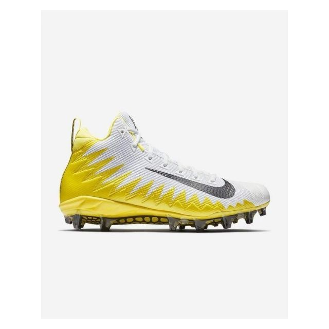 authentic quality shoes for cheap sells Nike - Crampons de Football Americain Alpha Menace Pro Mid ...