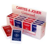 Marque Generique - Jeu de 54 cartes grimaud superfine
