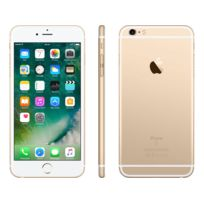APPLE - iPhone 6S Plus - 128 Go - MKUF2ZD/A - Or