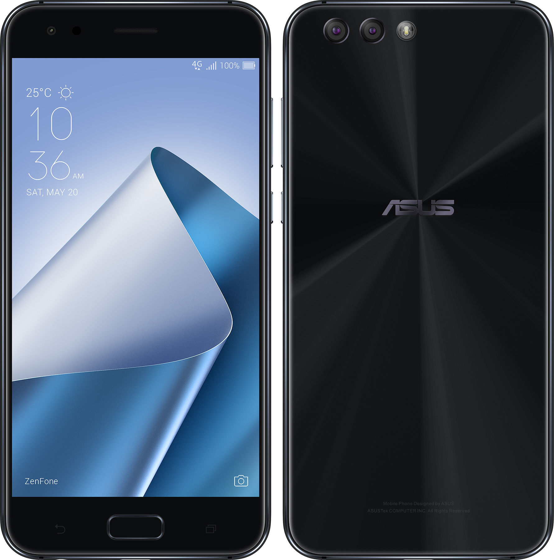 Zenfone 4 - ZE554KL - Noir