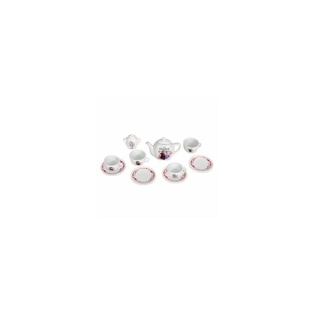 Smoby Dinette porcelaine - La Reine des Neiges 2