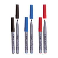Bic - Marqueur permanent Marking Pocket 1445 pointe ogive 1,1 mm
