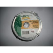 Cavatorta - Fil d'attache galvanise diam 1,3 mm ml50