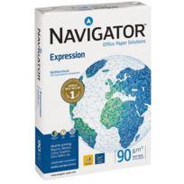 Navigator - ramette papier a4 90g - blanc