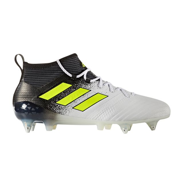 new product 3f886 1b6bc Adidas performance - Chaussures football Adidas Ace 17.1 Sg Blanc noir