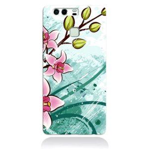 coque huawei p9 fleur