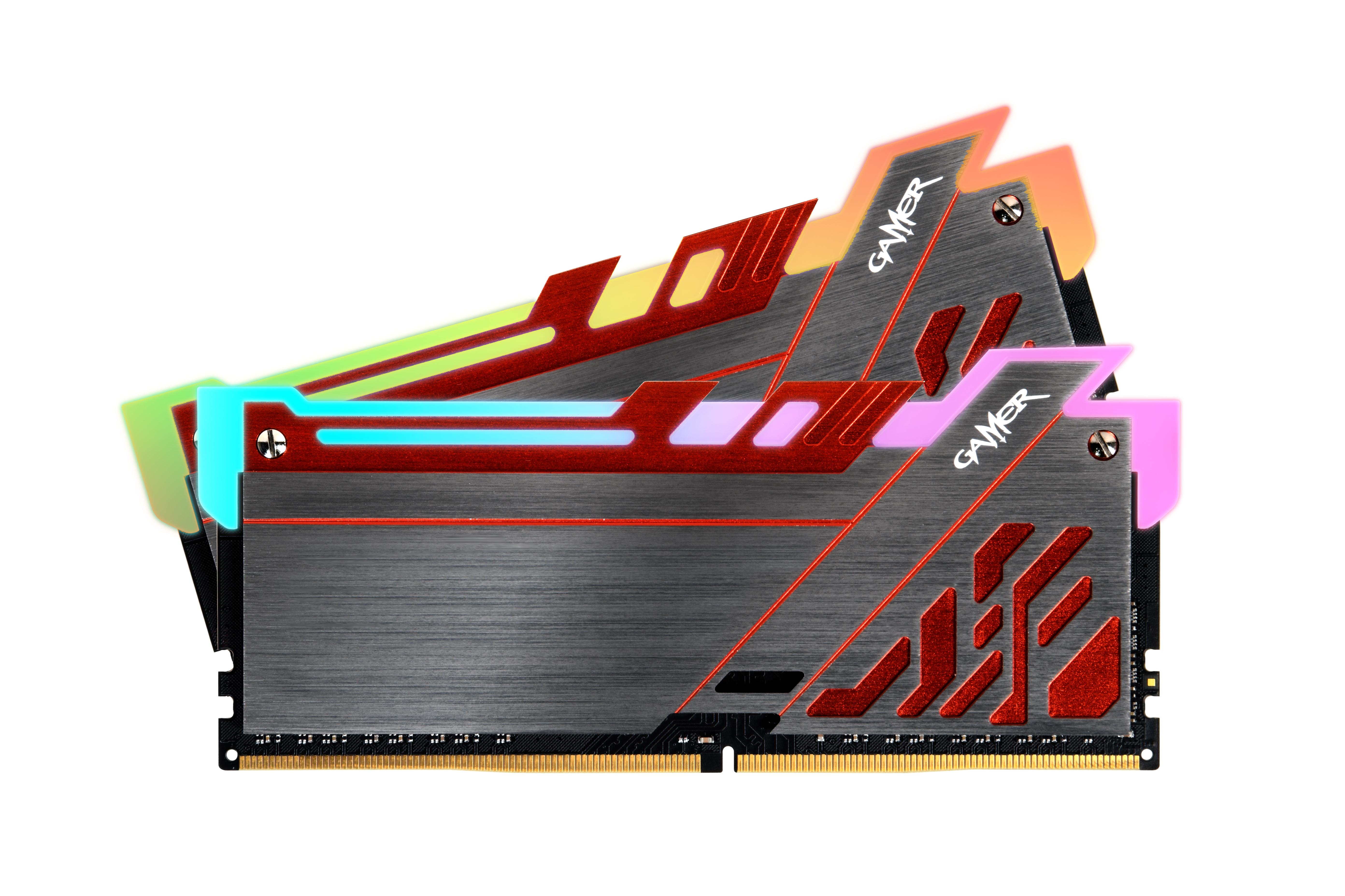 Gamer III RGB 8 Go 2400 Mhz x 2