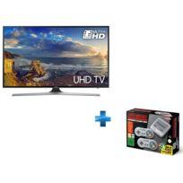 Samsung - TV LED 65'' 165cm, + Nintendo Classic Mini : Super NintendoTM Entertainment System