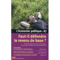 Alternatives Economiques - L'Economie Politique N.67