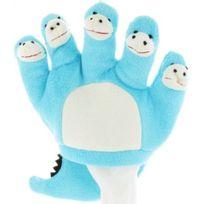 Tous - Gant Marionnette 5 doigts - Yeti