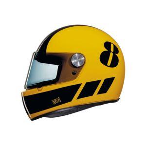Nexx - Casque X.G100 R Billy B Jaune