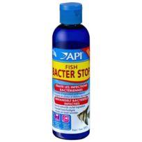 Api - Traitement infections bactériennes Fish Bacter Stop 118ml - Pour poisson d'aquarium