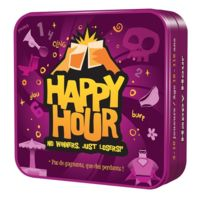 Cocktail Games - Jeux de société - Happy Hour