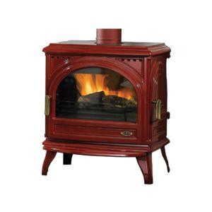 godin po le bois carvin 366101 rubis pas cher achat. Black Bedroom Furniture Sets. Home Design Ideas