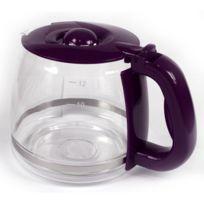 Russell Hobbs - Verseuse couleur violette avec couvercle pour Cafetière pour 1801656 de marque