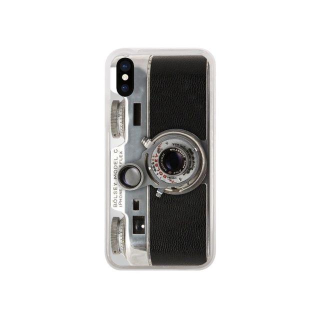 coque appareil photo iphone x