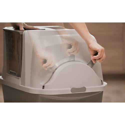 Cat It/HAGEN - Smart Sift - Maison de toilette autonettoyante pour chat - Hagen