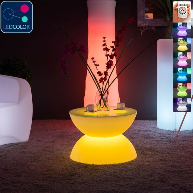 Livedeco Mobilier Lumineux Led