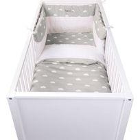 tour de lit bébé pour lit 70x140 tour de lit 70x140   Achat tour de lit 70x140 pas cher   Rue du  tour de lit bébé pour lit 70x140