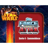 Topps - To00170 - Force Attax Serie 4 Tin