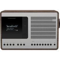 Revo - Radios Internet SuperConnect Noyer/Alu
