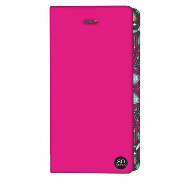 So Seven - Universel Case Pink Size L
