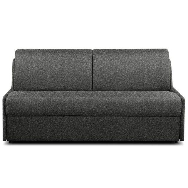 inside 75 canap convertible monaco matelas 20cm syst me rapid 39 rapido sommier lattes 160cm. Black Bedroom Furniture Sets. Home Design Ideas