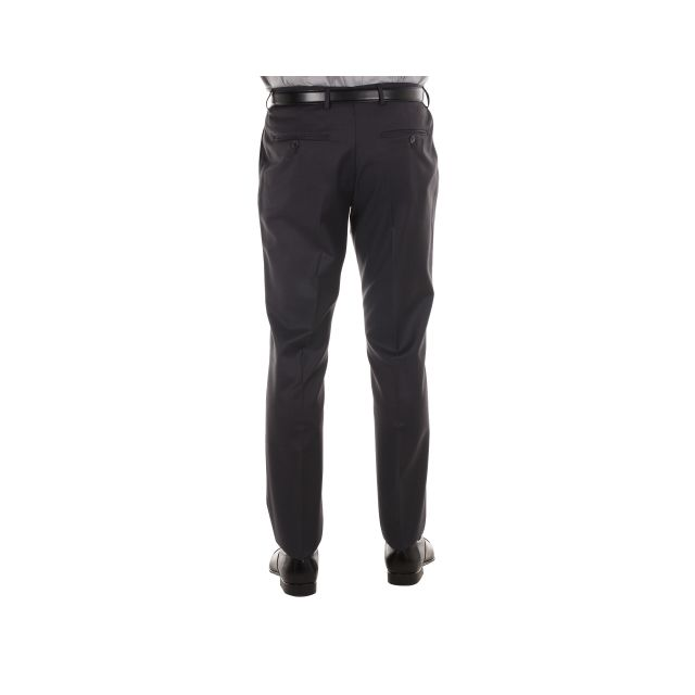 Selected - Pantalon de costume cintré anthracite Gris - 50