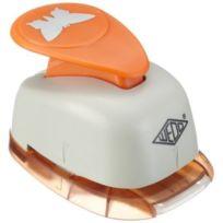 Wedo - 168224 Perforateur déco à motif papillon Grand modèle
