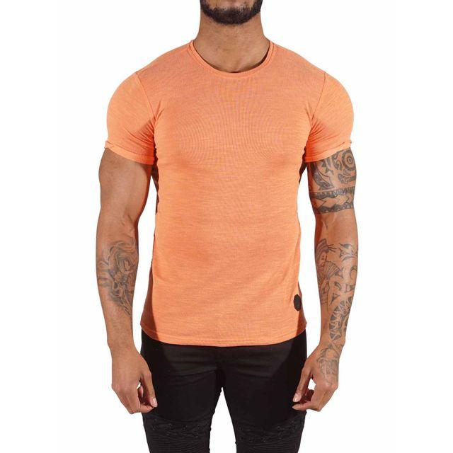 Project X Tee Shirt semi oversize zippé sur les côtés