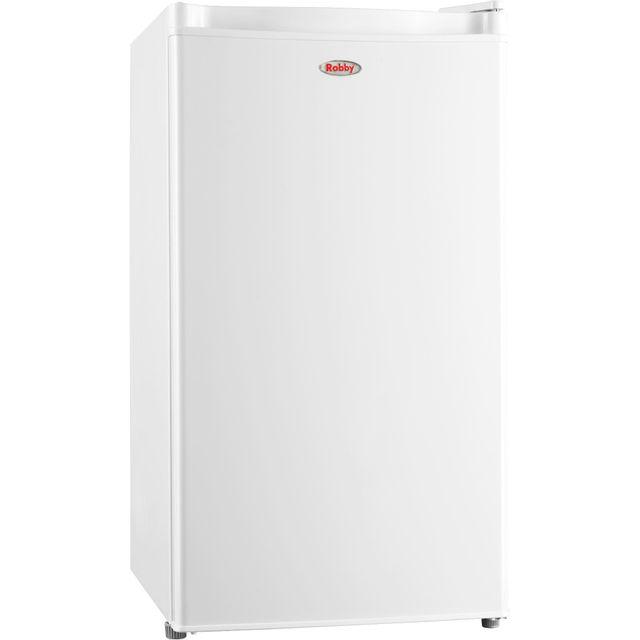 ROBBY réfrigérateur top 45cm 91l a+ blanc - fridge 91l