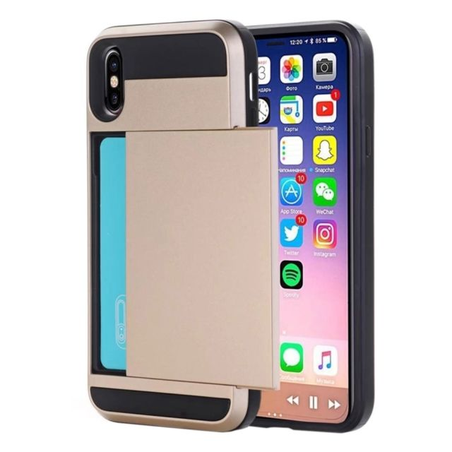 coque renforce iphone x