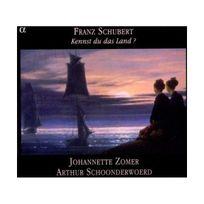 Alpha - Schubert - ``Kennst du das land `` - Oeuvres pour pianoforte seul et lieder