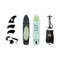 Boutique-jardin - Stand up paddle gonflable Super Trip + Leash