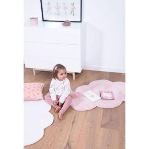 Lilipinso Tapis Nuage Rose Pastel Chambre B B Fille Par