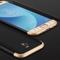 e9b1f815e37f5 Wewoo - Coque noir et or pour Samsung Galaxy J5 2017 version de l UE