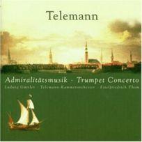 Berlin Classics - Concerto Pour Trompette - Cd