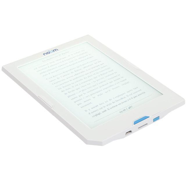 NOLIM - Liseuse Nolimbook + HD avec écran éclairé