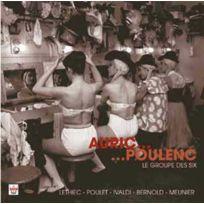 - Georges Auric | Francis Poulenc | Le Groupe Des Six - Le groupe des six