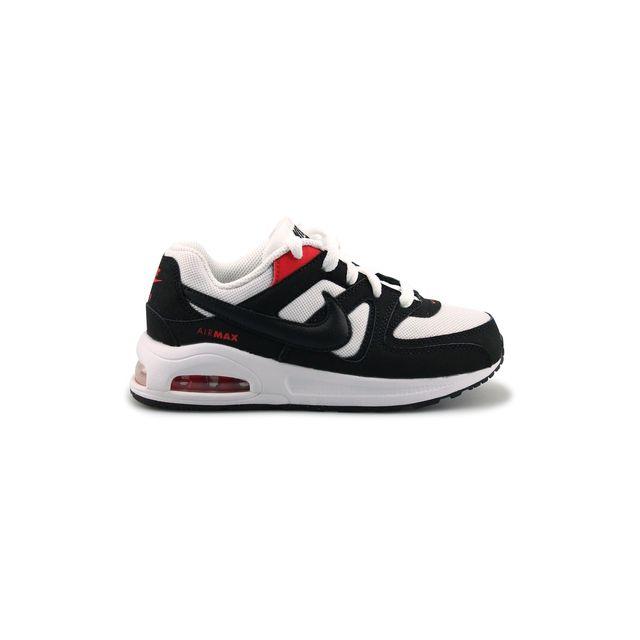 Nike Air Max Command Flex Enfant Blanc 844347 100 pas