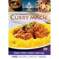 Duke Marketing - Pat Chapman'S Curry Magic IMPORT Dvd - Edition simple