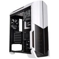 THERMALTAKE - Boitier PC ATX Versa N21 - Blanc avec fenêtre